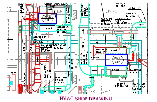 Outsourcing of Shop Drawings is cost effective for Contractors and Manufacturers