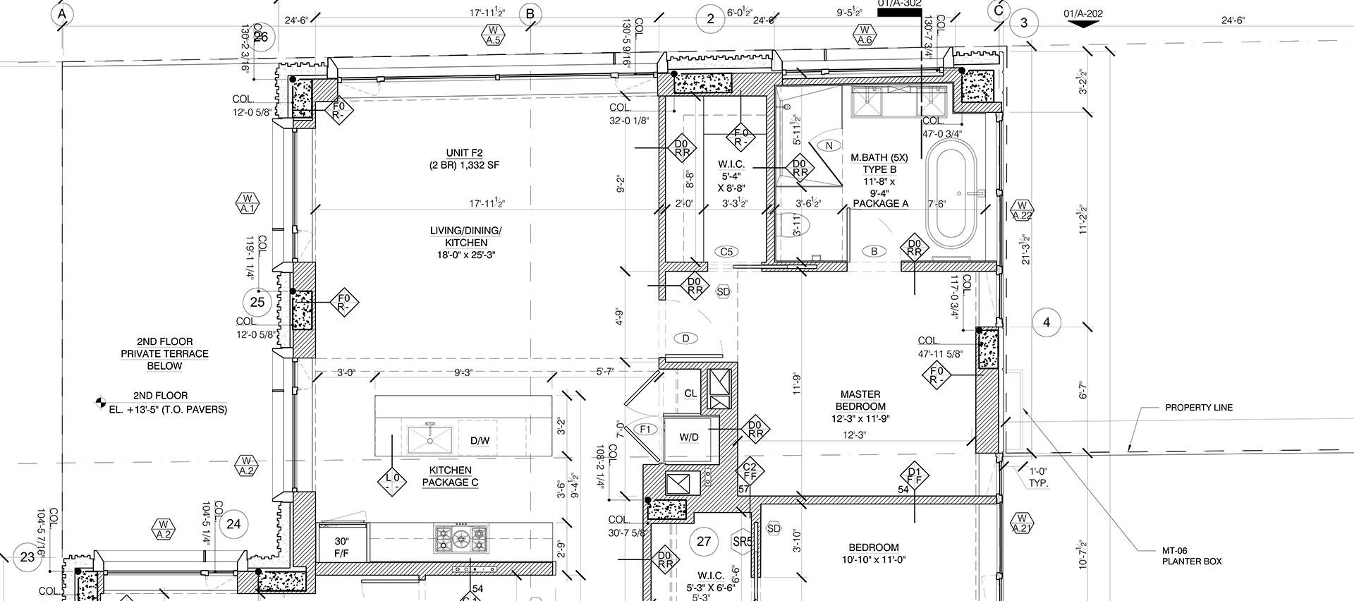 Architectural CAD Documentation