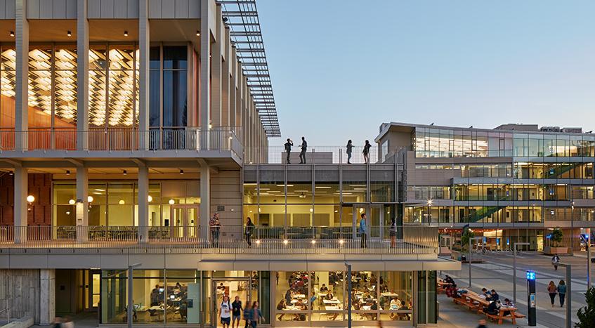 University Building Extension