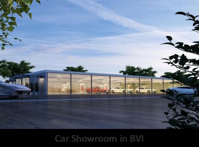 Car Showroom, BVI