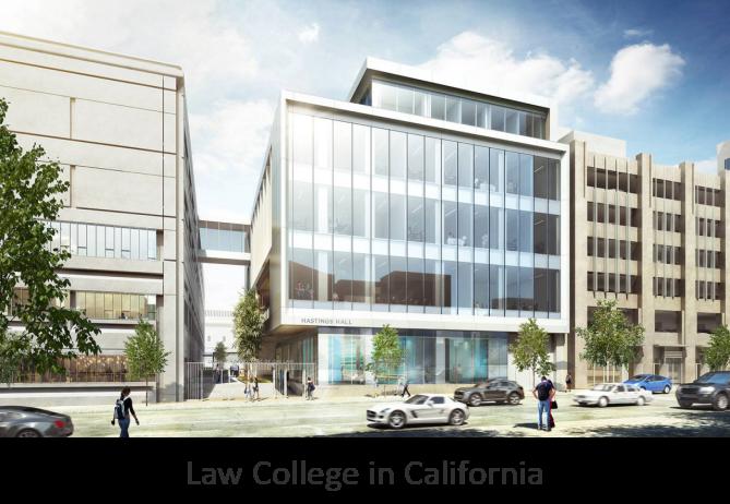 Law College, California
