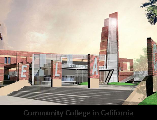 Community College, California