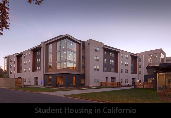 Student Housing, California