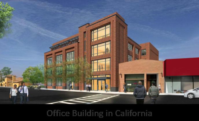Office Building, California