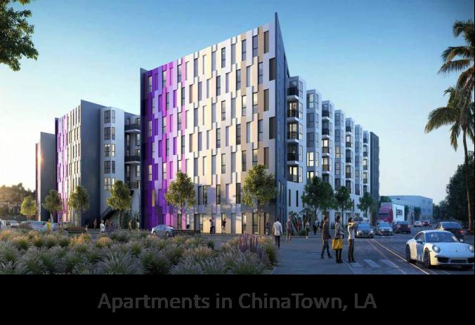 Apartment in Chinatown, LA