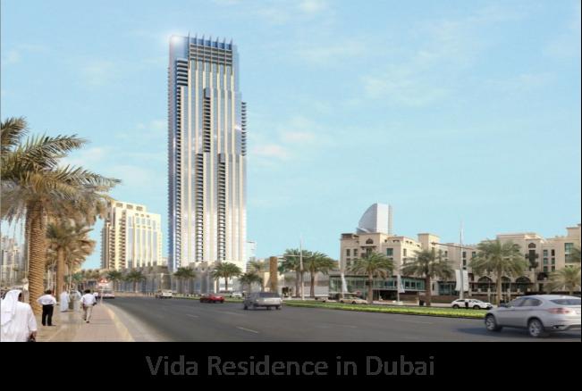 Vida Residence, Dubai