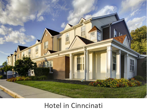 Hotel in Cinncinati