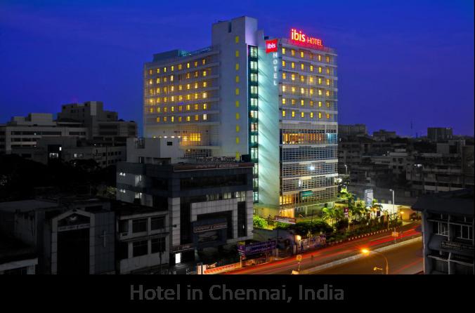 Hotel in Chennai, India