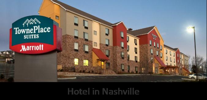 Hotel in Nashville
