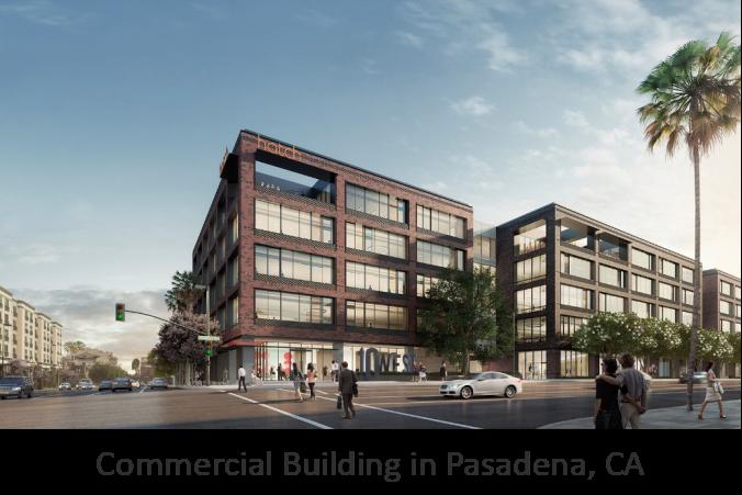 Commercial Building in Pasadena, CA