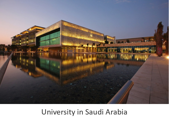 University, Saudi Arabia