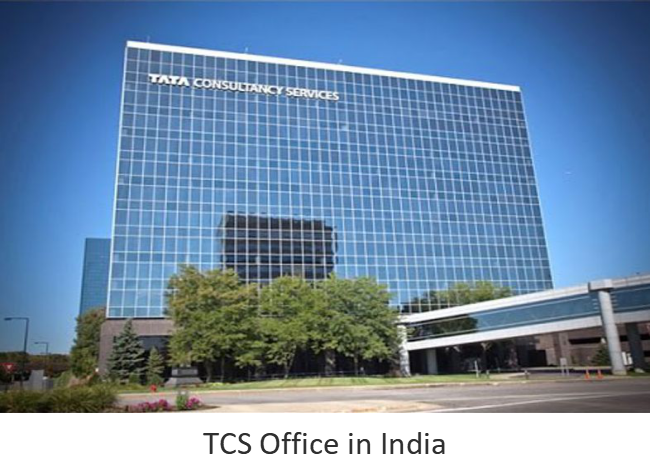TCS Office, India