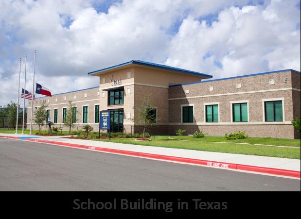 School Building, Texas