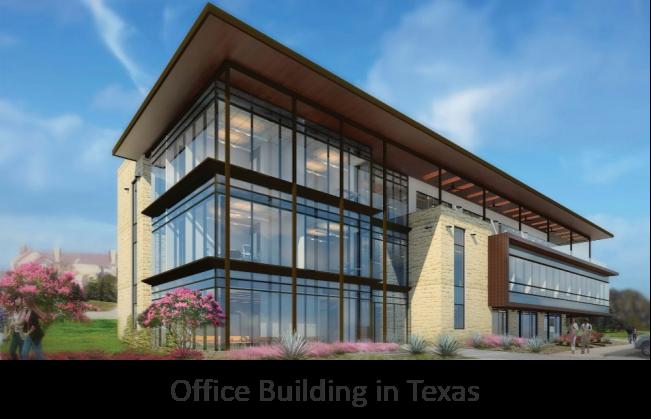 Office Building, Texas