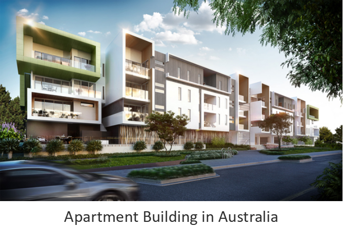 Apartment Building, Australia