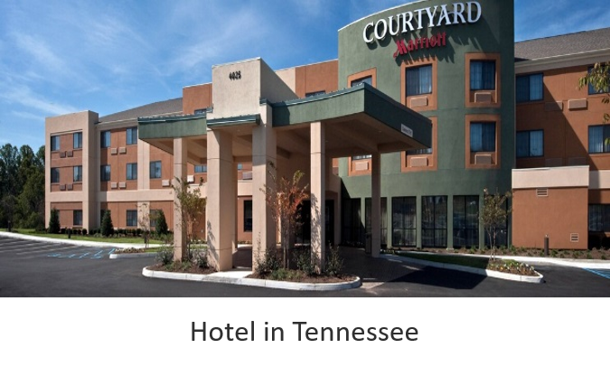 Hotel in Tennessee